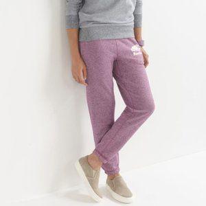 ROOTS Original Slightly Tapered Leg Purple XS
